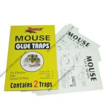 2pk Mouse Glue Traps Sticky Pads Glue Boards Pest Control