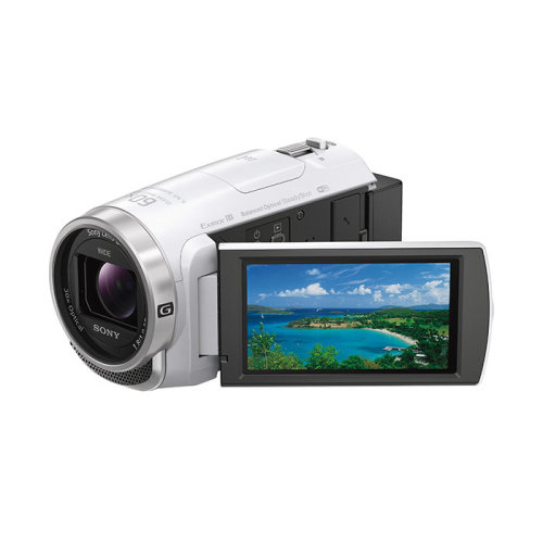SONY HDR-CX680 White