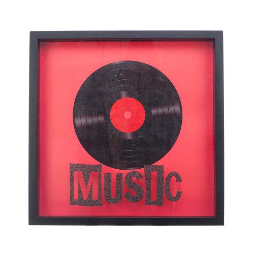 Memory Box Frame for Music Lovers
