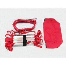 Emergency Fire Escape Ladder 2 Storey (Window Home Portable Roll Out Exit 4.3M)