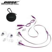 Bose ® SoundSport In Ear Headphones for Apple iPhone - Purple - Used