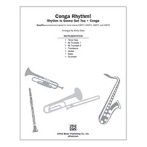 Alfred 00-38276 CONGA RHYTHM:BEST MIAMI SOUND-SPX
