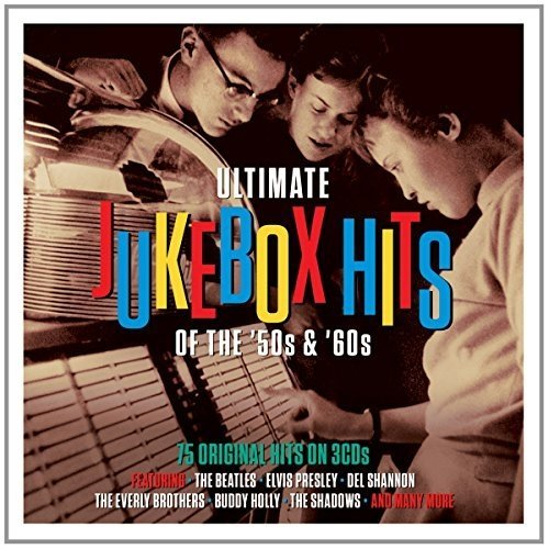 Ultimate Jukebox Hits of the 50s and 60s [3cd Box Set]