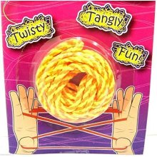 Henbrandt NEW CATS CRADLE STRING GAMES TRADITIONAL TOY HB