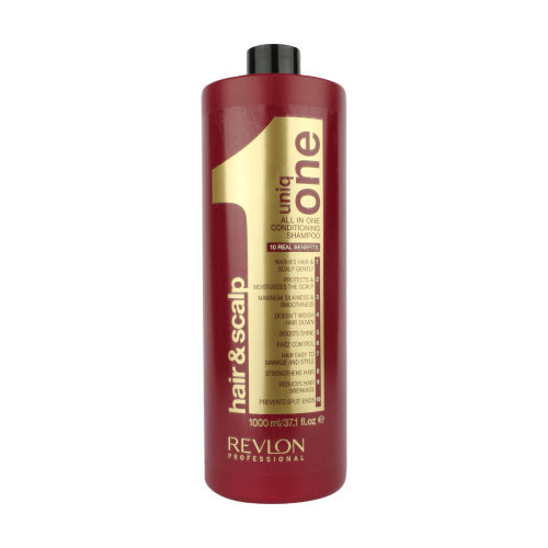 Revlon Professional Uniq One Hair and Scalp Condition and Shampoo 1000ml