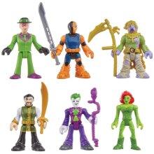 Imaginext DC Super Friends Legends of Batman Villains of Gotham City