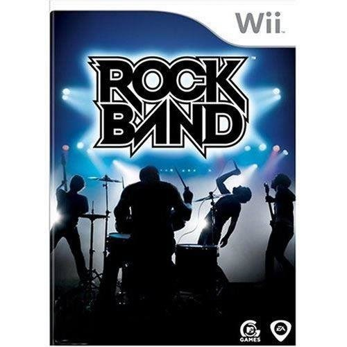 Rock Band - Game Only Nintendo Wii Game