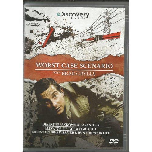 Worst case Scenarios With Bear Grylls - Vol 3 dvd