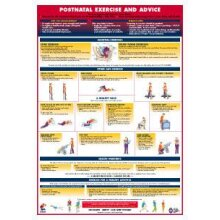 Postnatal Exercise and Advice Poster