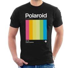 Polaroid Be Creative Be Polaroid Men's T-Shirt