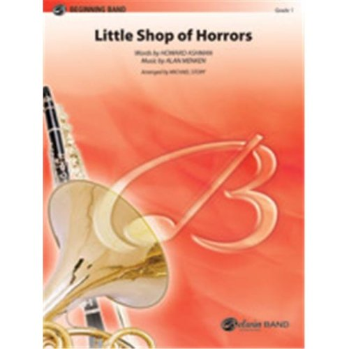 Alfred 00-38312 LITTLE SHOP OF HORRORS-PBB