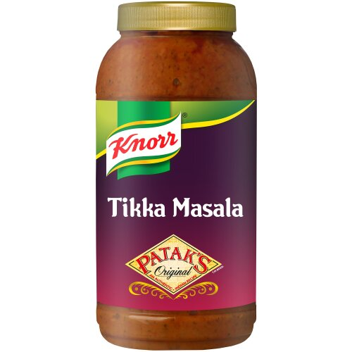 Knorr Patak's Tikka Masala sauce - 1x2.2ltr