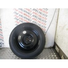 NISSAN X-TRAIL 13-ON SPACE SAVER WHEEL 17 INCH 155-90-17 23214 - Used