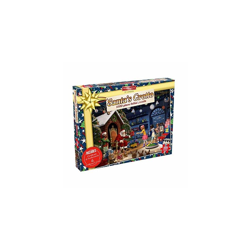 Waddingtons Christmas 1000 Piece Jigsaw Puzzle (2018)