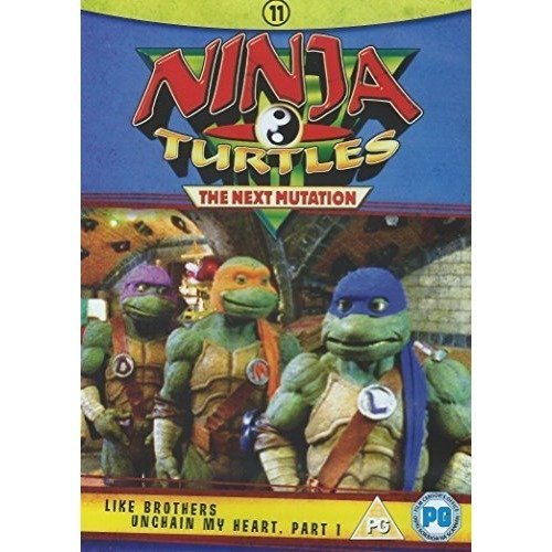 Ninja Turtles 11 the Next Mutation Like Brothers and Unchain My Heart Part 1
