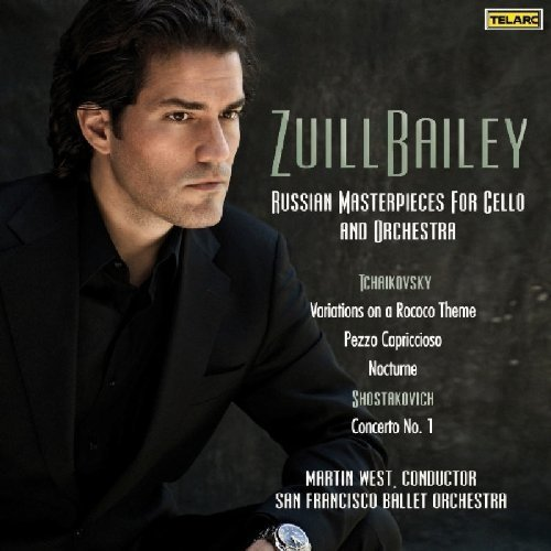 Zuill Bailey - Russian Masterpieces for Cello and Orchestra [CD]