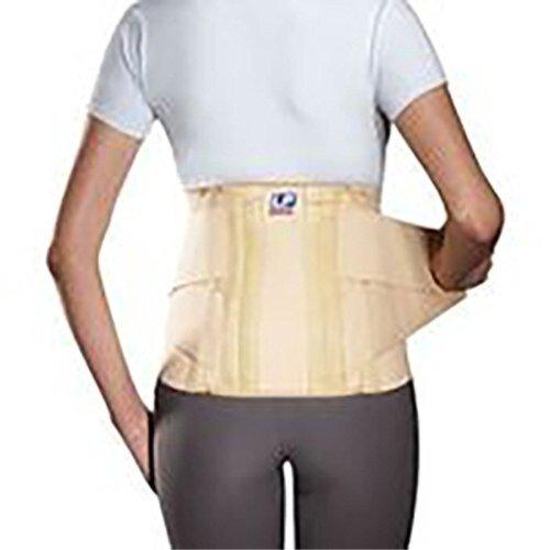 LP Sacro Lumbar Back Support (Unisex; Tan), Large