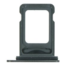 For iPhone 12 Pro - iPhone 12 Pro Max - SIM Card Tray - Dual - Black
