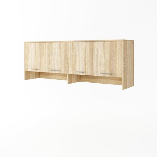(Oak Sonoma) CP-10 Over Bed Unit for Horizontal Bed Concept Pro 120cm