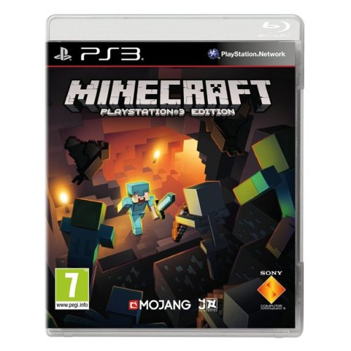 Minecraft PlayStation Edition - PS3