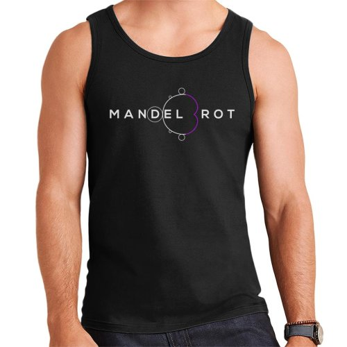 Mandelbrot Men's Vest