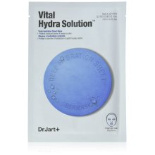 Dr.Jart+ Dermask Vital Hydra Solution Deep Hydration Sheet Mask 25g/0.9 oz X 5 ea by Dr. Jart