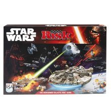 Risk Star Wars Edition Family Board Game Brand New Sealed