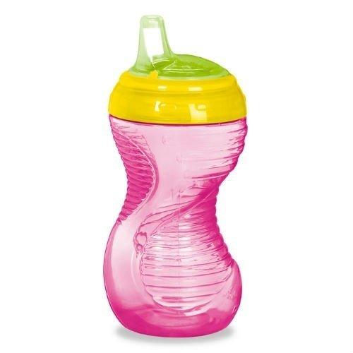 Griptight Flexi Straw Flip Top Bottle