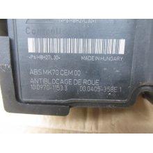peugeot 207 abs pump 10.970-1153.3 9665344180 - Used
