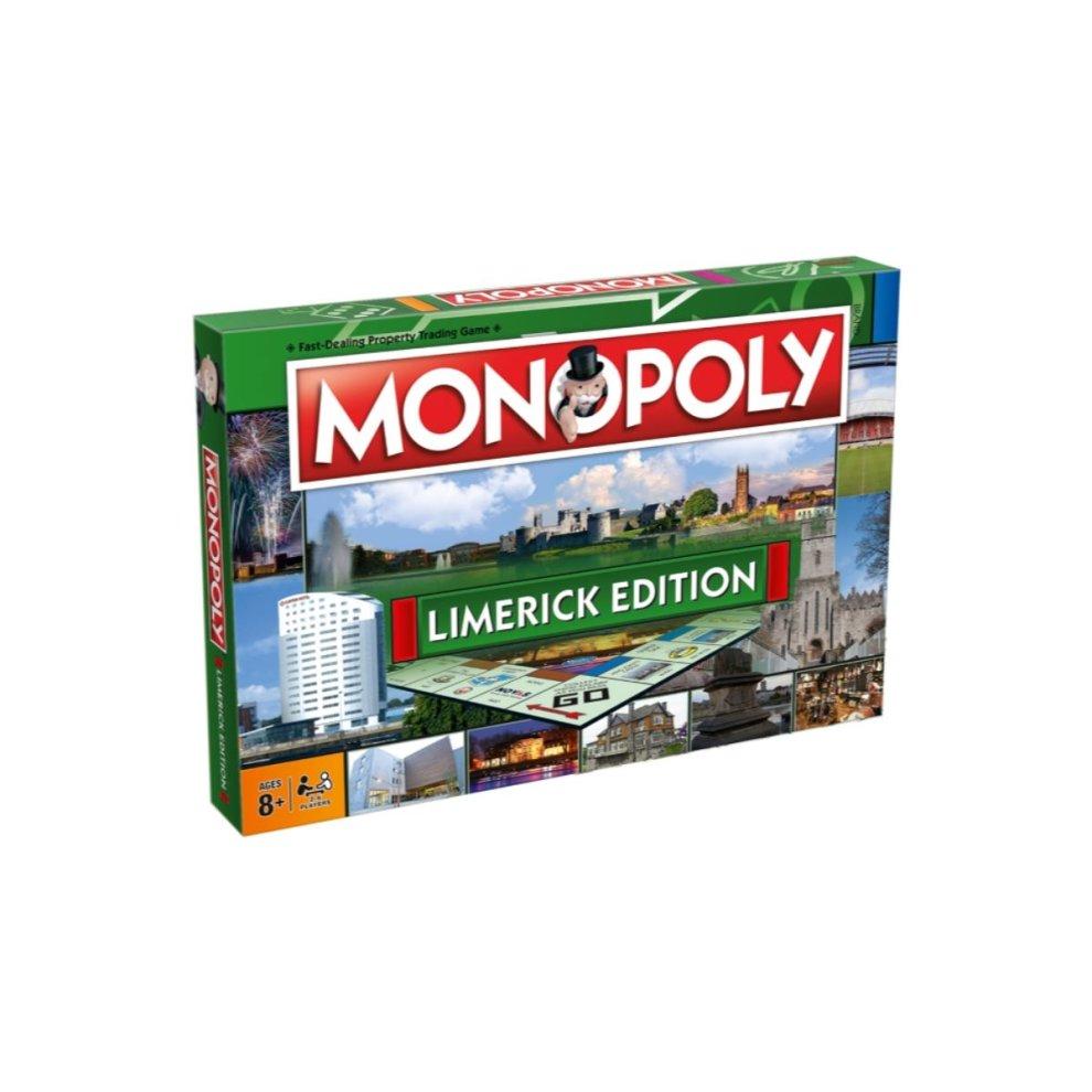 Limerick Monopoly Board Game