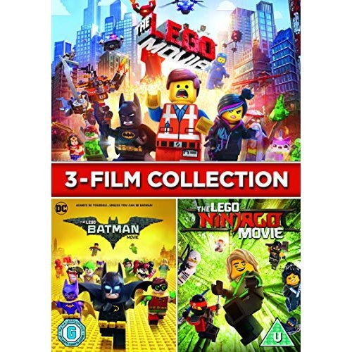Lego Movie Collection DVD [2018]