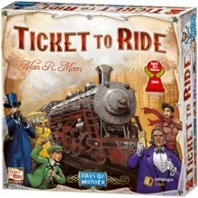 Ticket To Ride Board Game Usa