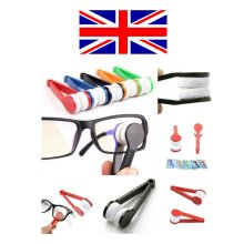 Microfibre Lens Cleaner Glasses Spectacles Eyeglasses Cleaning Cloth Tool