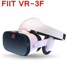 FIIT AR-X AR Smart Glasses Enhanced 3D VR Glasses Box Headphones- Virtual Reality Helmet VR Headset For 4.7-6.3 inch Smartphone