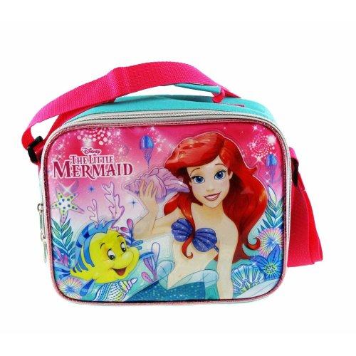 Lunch Bag - Disney - The Little Mermaid - Seashore Kit Case New 009038