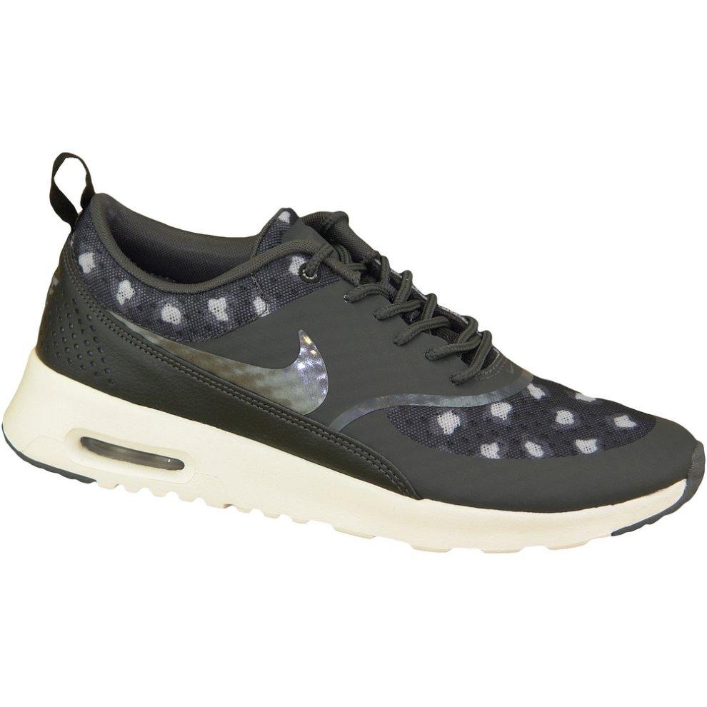 (4) Nike Air Max Thea Premium Wmns 599408-008 Womens Grey sneakers
