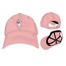 Rick and Morty - Quick Turn Tinkles Pink Embroidered Cap