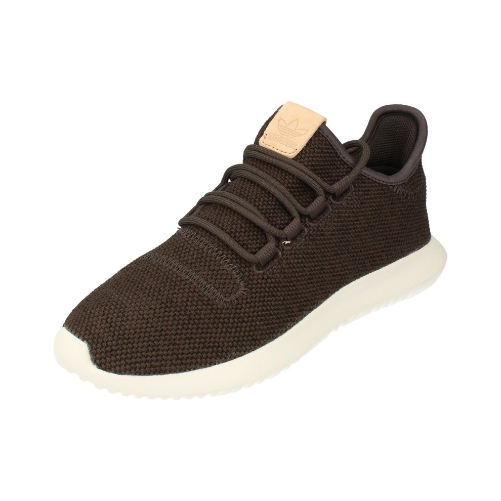 (6.5 (Adults')) Adidas Originals Tubular Shadow Womens Trainers Sneakers (uk 5.5 us 7 eu 38 2/3, black white CG4552)