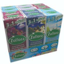 12 x 120ml ZOFLORA MIXED PACK CLEANER LIMITED EDITION