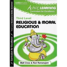 Active Learning Religious & Moral Education, Third Level, A Curriculum For Excellence Resource - Used