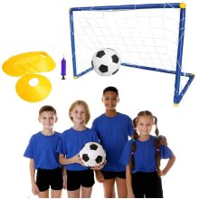 Coolbitz 92CM Light Weight & Portable Football Goals Net (2 x 3 x 2ft)