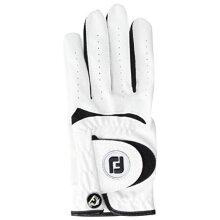 FootJoy Junior Golf Glove White Medium/Large Worn on Left Hand