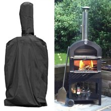 BBQ Cover Covers Pizza Oven Cover Heavy Duty Waterproof Rain Snow