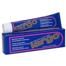 LARGO Penis ENLARGER DEVELOPMENT Cream Larger CREAM Enhancement Maxsize 40ml
