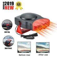 12 Volt Car Heater Defroster Windshield Demister 2 in 1 Car Heating Fan Dryer