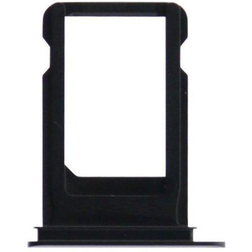 MicroSpareparts Mobile MOBX-IP7G-HS-SIM-B SIM card holder Black 1pc(s)