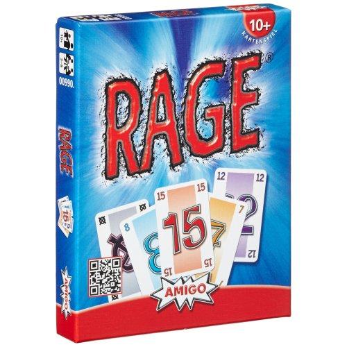 """Amigo 990 /""""Rage Cardgame"""
