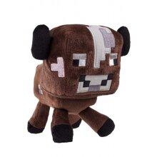 (Baby Cow) - MINECRAFT BABY COW PLUSH (Net) (C: 0-1-1)