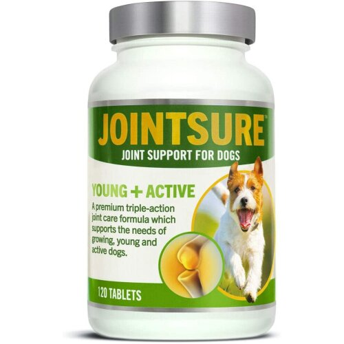Jointsure Young+Active Joint Tablets for Dogs