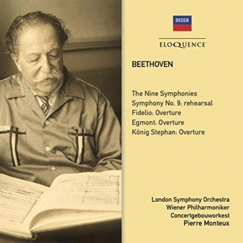 Soloists/lso/vienna Philharmonic/concertgebouworkest; Pierre - Beethoven: the Nine Symphonies [CD]